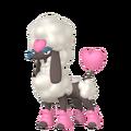 676Furfrou Heart Trim Pokémon HOME
