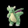 Dragonite GO Shiny