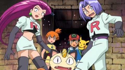 Film Pokemon Le Maitre des Mirages