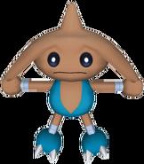 237Hitmontop Pokémon PokéPark