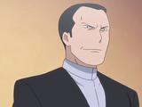 Giovanni Sakaki (Omega Timeline)