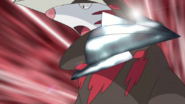 Hygor's Excadrill using Metal Claw