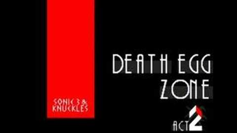 Sonic & Knuckles Music Death Egg Zone Act 2