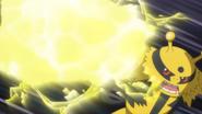 Lazuli's Electivire using Thunder Punch v2