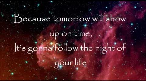 Owl City - Live it up ( Lyrics )
