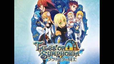 Tales of Symphonia Dawn of the New world OST - 28
