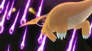 Ash Dragonite Draco Meteor