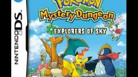 Mega Extended In the Morning Sun (Pokemon Mystery Dungeon Explorers of Sky)