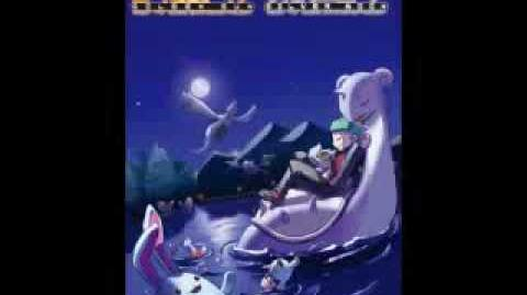 Pokemon Remix Album GOLDEN SUN & SILVER MOON Sky Tower