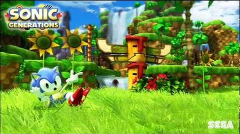 "Sonic Generations ""Death Egg Boss Generations Mix "" Music"