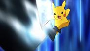 Ash Pikachu Iron Tail 2
