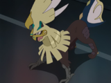 Ash's Silvally (Legend Heroes)