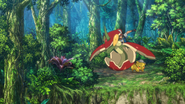 Flapple anime