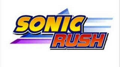 Sonic Rush Music Metal Scratchin