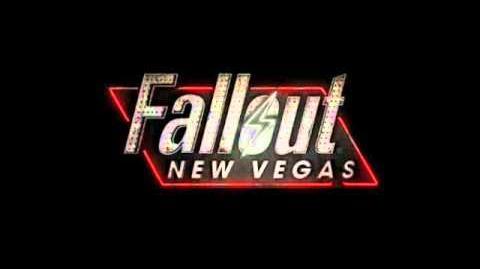 Fallout New Vegas Soundtrack Tony Marcus - Lone Star