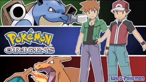Pokémon The Origins - Battle! Wild Music (HD)