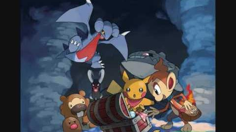 Pokemon Mystery Dungeon 2 OST Hurry !