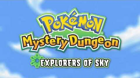 Spinda's Cafe - Pokémon Mystery Dungeon Explorers of Sky Music Extended
