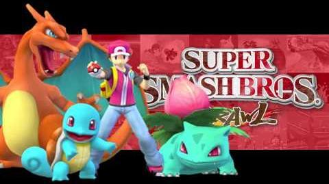 Victory Road - Super Smash Bros