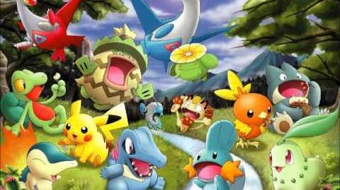 Pokemon Opening 2 Audio English
