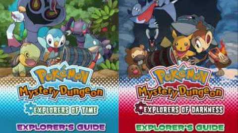 Pokemon Mystery Dungeon 2 - Living On