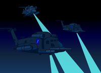 ACTAMC choppers arrive.png
