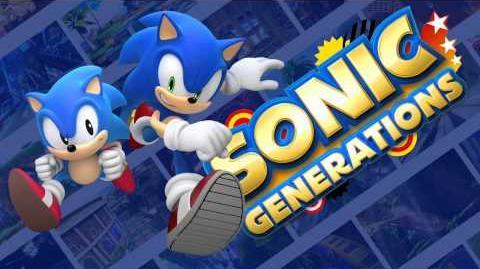 Sonic Generations OST - Vs