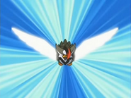 Reggie Staraptor Wing Attack
