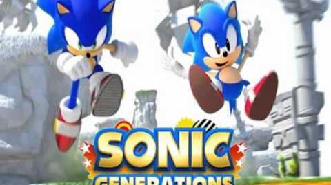 Sonic Generation Music OST - Metal Sonic (Stardust Speedway Bad Future American)