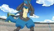 Aether's Lucario