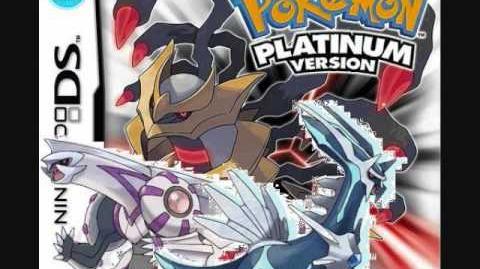 Team galactic EXTENDED pokemon d p pt