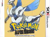 Pokémon Alpha and Omega Versions