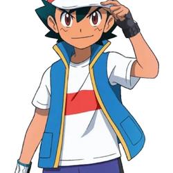 Ash Ketchum (Spirit)