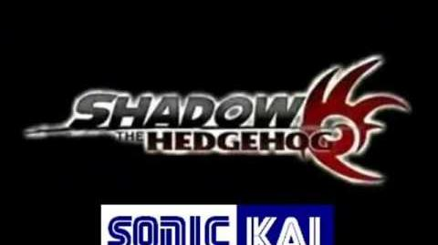 Shadow The Hedgehog Music EVENT - ECLIPSE CANNON