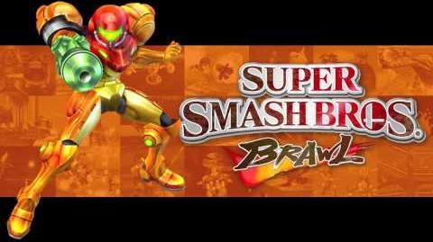 Norfair - Super Smash Bros