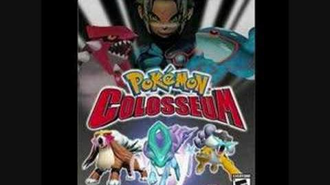 Pokemon Colosseum Soundtrack - The Under