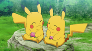 Pikachu gender difference anime