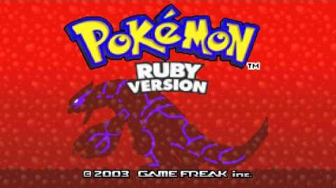 Pokémon Ruby & Sapphire Music Extended - Mt