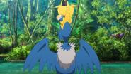 Cramorant Gorging Form anime