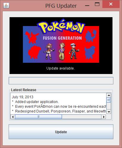 Fusion 2 pokemon download generation [Pre