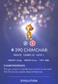 Chimchar Pokedex