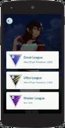 Battle League choices