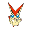 Sticker Victini