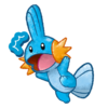 Sticker Funwari Mudkip