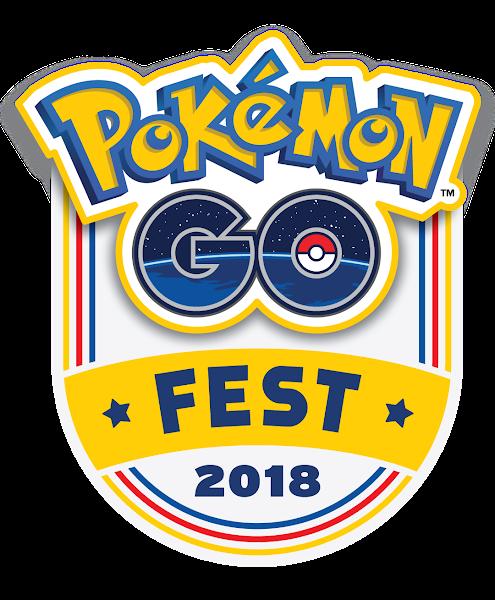Pokémon GO Fest 2018