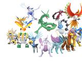 Legendary Pokémon