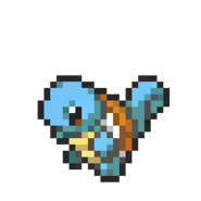 Squirtle 8bits