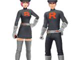 Team GO Rocket Grunts