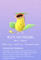 Victreebel Pokedex