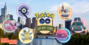 Pokémon GO Safari Zone Philadelphia
